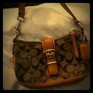 Small Authentic Coach 1941 purse